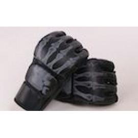 Перчатки ММА (Черный)