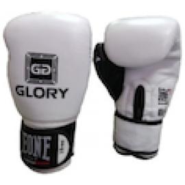 Перчатки для бокса (кожанные) GLE