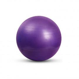 Yoga ball (violet) 55 см
