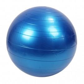 Yoga ball (blue) 55 см