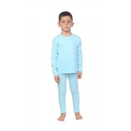 Термобелье детское (голубой)